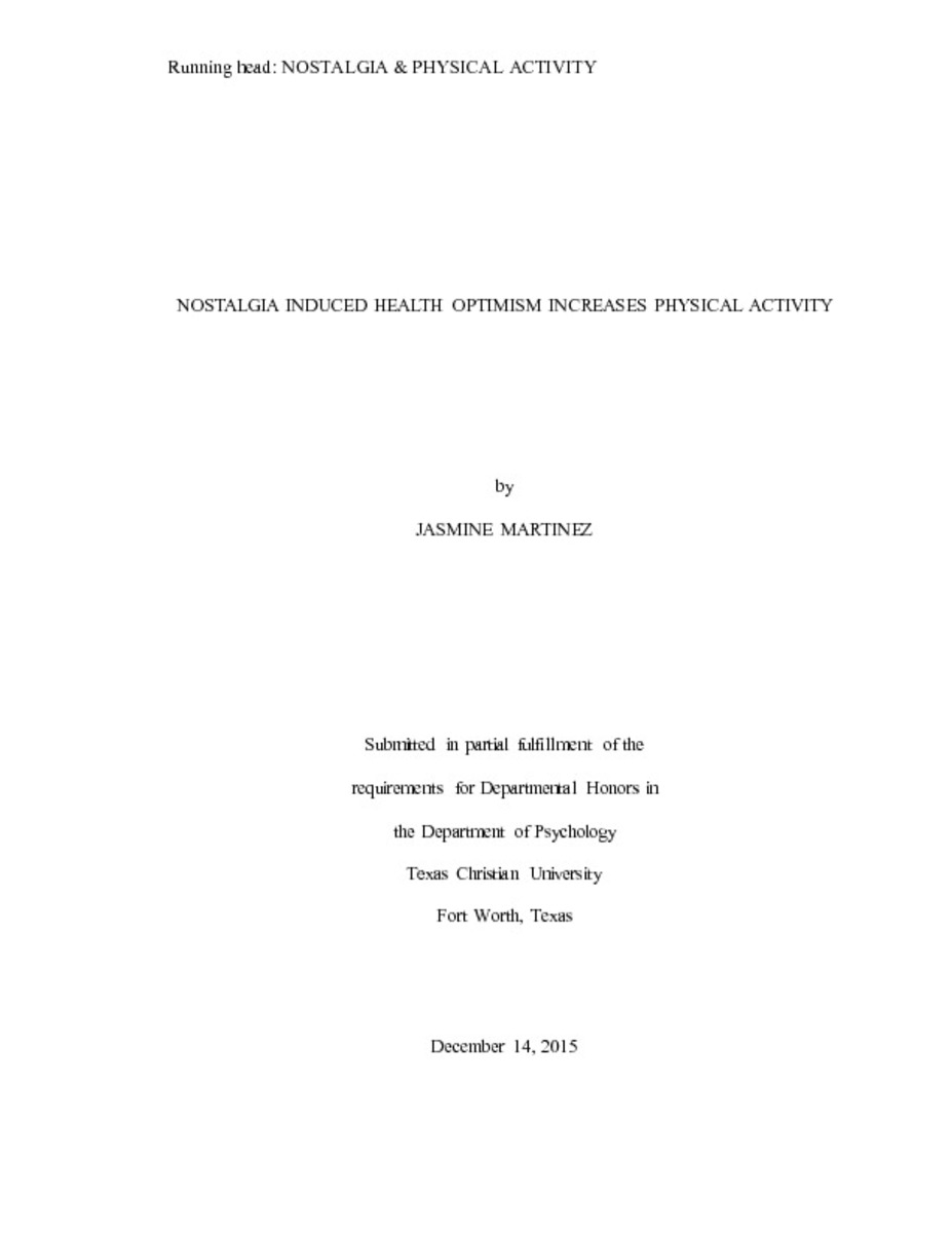Turabian style research paper