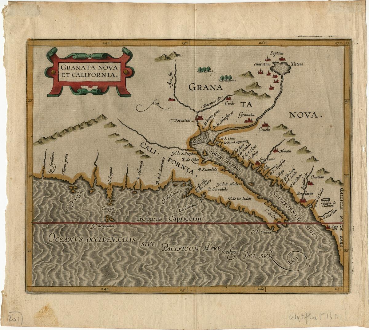 Granata Nova et California