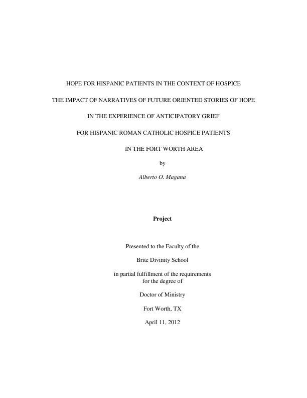 dissertation university of texas